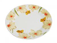 """Тарелка десертная """"Spring flowers"""" (19 см.), фото 1"""