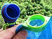 Бутылка для воды складная EL-626 700 мл, фото 5