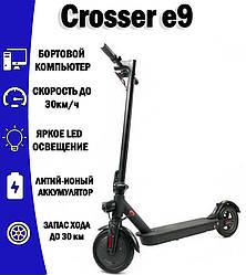 ЭлектросамокатCrosser E9 8.5 дюймов / Black