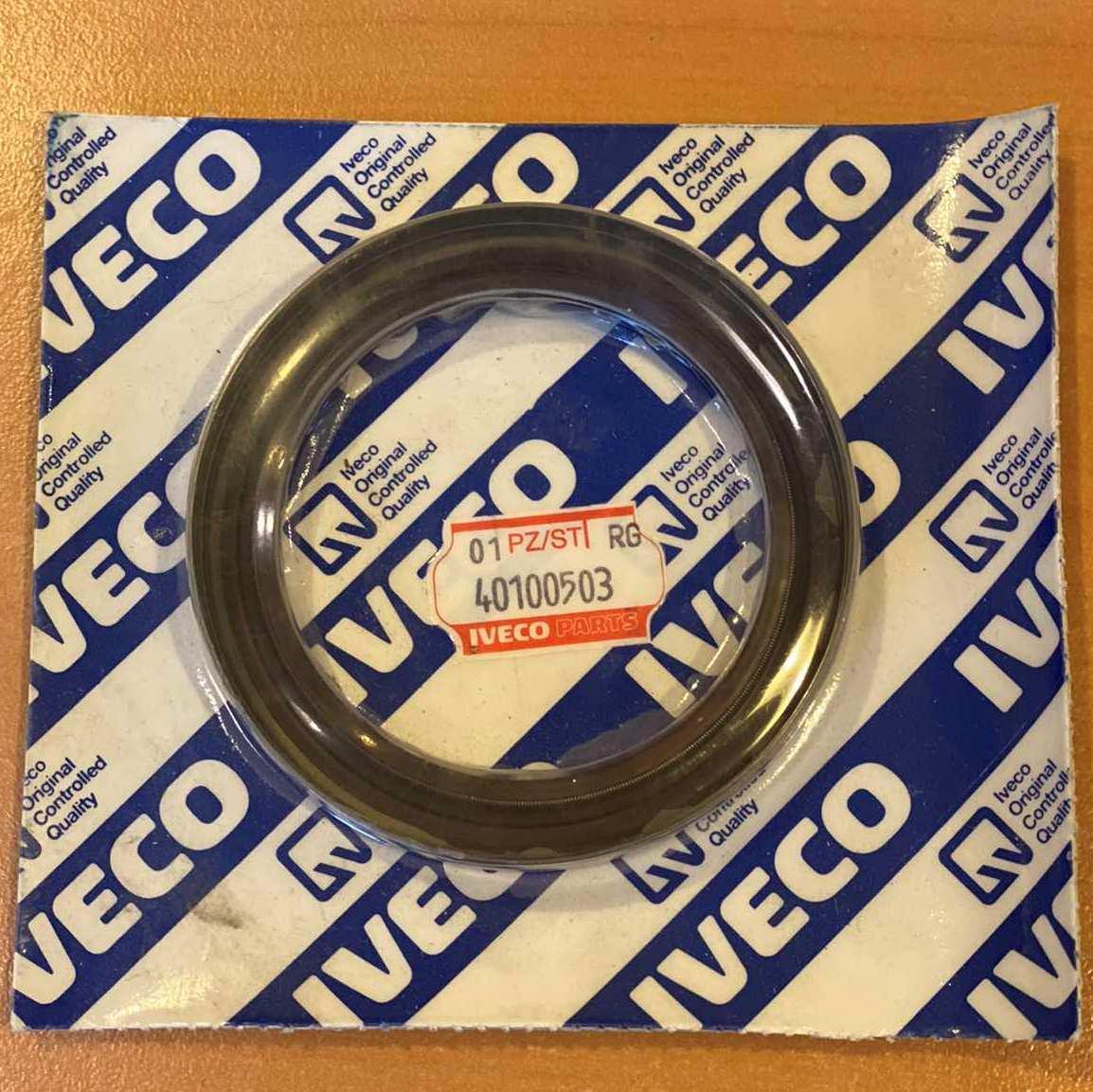 Сальник вторичного вала Iveco EuroCargo 40100503