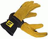 Перчатки сварщика ESAB Curved MIG Glove, фото 3