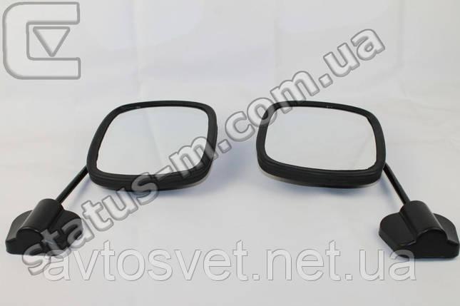 Зеркало наружное УАЗ 469,Хантер правое+левое (длинный кроншт.) (пр-во Ульяновск) 3151-8201503\02, фото 2