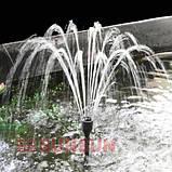 Погружной прудовый насос-фильтр с уф-стерилизатором и фонтаном SunSun CUF-5011 (45 Вт, 2000 л/ч, UV-11 Вт), фото 3