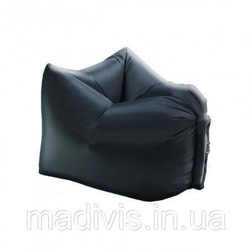 Ламзак надувное кресло ЧЕРНЫЙ