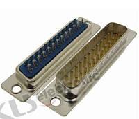 DB-15M D-SUB штыри на кабель (KLS1-213-15-M-L KLS)