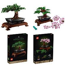 Лего Lego Creator Expert Дерево бонсай 10281