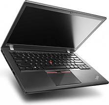 Ноутбук Lenovo ThinkPad T450s-Intel Core i5-5200U-2,20GHz-8Gb-DDR3-256Gb-SSD-W14-HD-Web-батерея-(С)- Б, фото 3