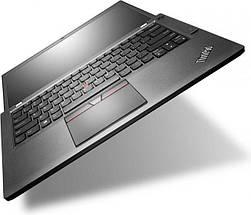 Ноутбук Lenovo ThinkPad T450s-Intel Core i5-5200U-2,20GHz-8Gb-DDR3-256Gb-SSD-W14-HD-Web-батерея-(С)- Б, фото 2