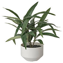 Искусственное растение в горшке IKEA FEJKA 9 см 504.760.95