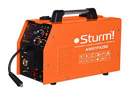 Напівавтомат зварювальний 280А 0.4-1.2/1.6-4.0 мм Sturm AW97PA280