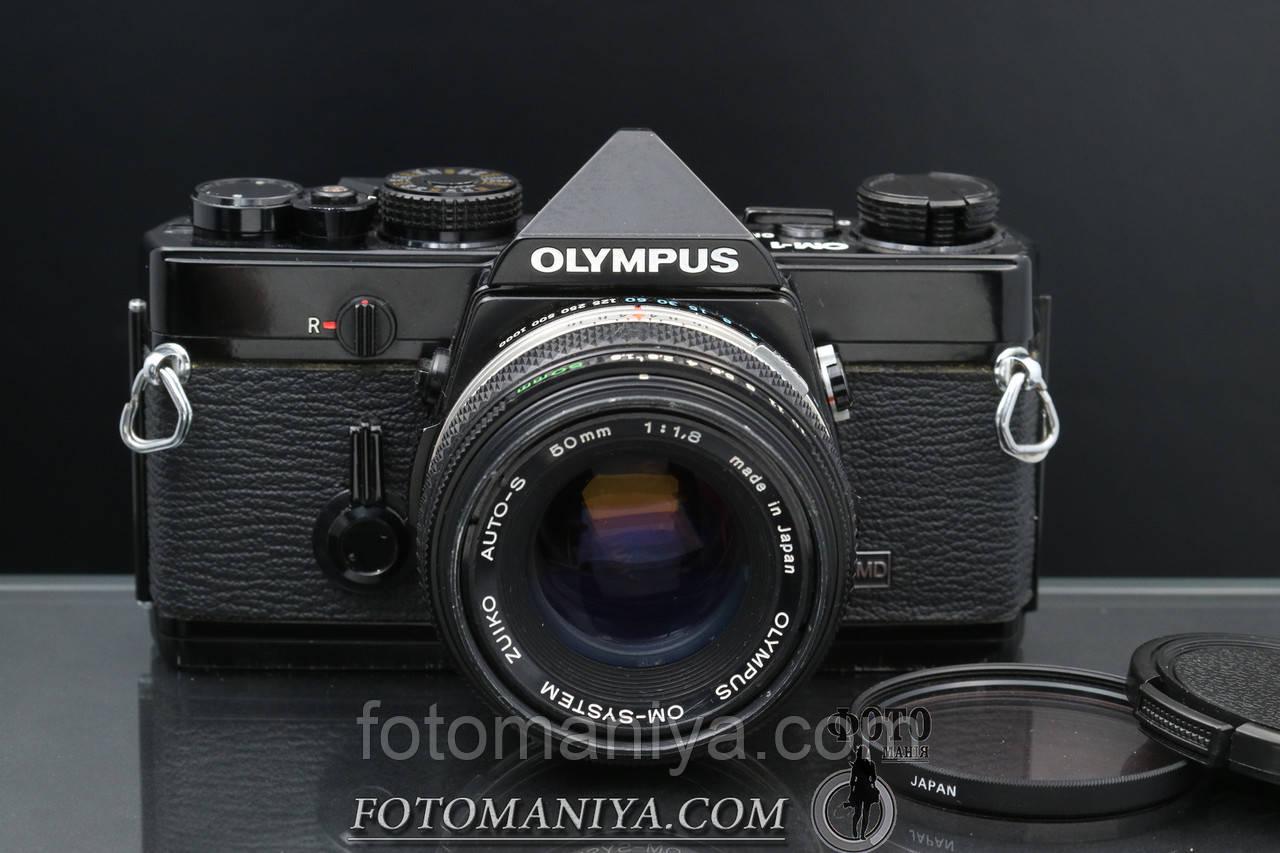Olympus OM-1 kim Olympus Zuiko 50mm f1.8