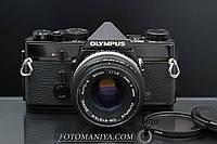 Olympus OM-1 kim Olympus Zuiko 50mm f1.8, фото 1