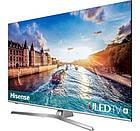 Телевизор Hisense H55U8BE (55 дюймов, Ultra HD, 4K, 120Гц, 4 Ядра, HDR, Smart TV, HDMI), фото 3