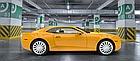 Авточохли, чохли для авто з екошкіри Patriot на Volkswagen Passat B3, фото 6