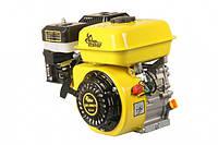 Двигатель бензиновый Кентавр Двс-200Б1Х (понижающий редуктор)