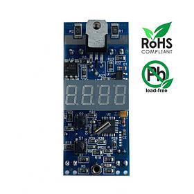 Вбудований терморегулятор EF4LT посилена (плата терморегулятора з термодатчиками)