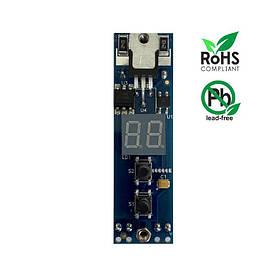 Вбудованний терморегулятор EF2L посилена (терморегулятор з термодатчиками в комплекті)