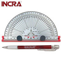 Транспортир INCRA 160mm INCRA Precision Specialty Rules - 160mm Protractor