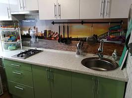 Панелі для кухонних фартухів
