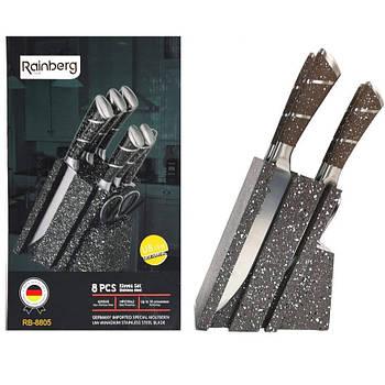 Набор кухонных ножей Rainberg 8805