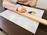 Хендхолдер для рисования H777 длинна 70 см, фото 3