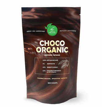 Choco Organic , 250 г