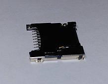 Разъем MMC(карт памяти) приемник Acer новый