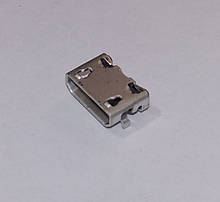 Разъём MICRO USB Acer тип 2 новый