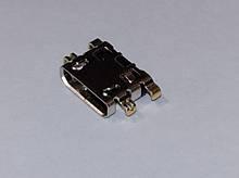 Разъём MICRO USB Acer тип 3 новый