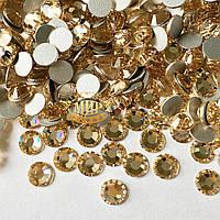Стразы Preciosa, цвет Gold Quarts (нетермо)