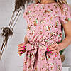 Платья женские Алина розовое 401, фото 7