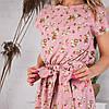Сукні жіночі Аліна рожеве 401, фото 7
