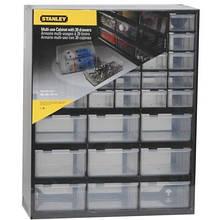 Ящик для инструментов Stanley органайзер вертикальний 39-секц. 36.5x16x44.5см (1-93-981)