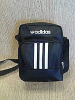 Сумка спортивного стиля из плотной ткани, Adidas