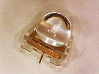 Светодиод 10,5x10,5мм синий (CB0-0080-030x-0011-BG Acol)