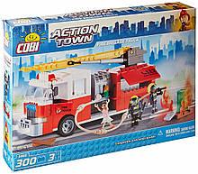 Конструктор Cobi Пожарная машина 300 деталей COBI-1465, КОД: 2435875