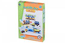 Пазл Same Toy Puzzle Art Traffic serias 222 элементов 5991-4Ut, КОД: 2442703