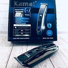 Машинка для стрижки волос и бороды триммер Kemei KM PG-104 Black Pro 546546, КОД: 1937387