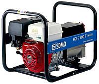 Генератор бензиновый SDMO HX 7500 TS