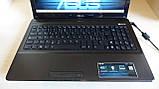 "Ноутбук ASUS K52F/X52F 15.6""/Core i3-350M/4gb DDR3/HDD 500gb/Intel HD, фото 3"