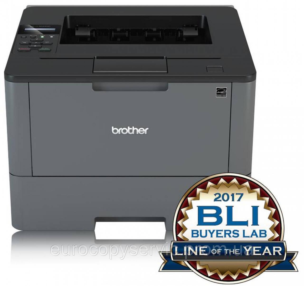 Принтер A4 Brother HL-L5000DR (HLL5000DR1)