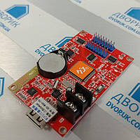 Контроллер Huidu HD-W60-75 для LED дисплея для RGB бегущих строк, фото 1
