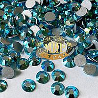 Клеевые стразы Preciosa, Aqua Bogemica AB (нетермо)
