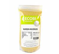 Кускус крупа натуральная, кус-кус 1 кг, Ecobi