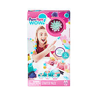 Игровой набор Pom Pom Wow! - МОДНИЦА (45 помпонов, 7 цветов), 48525-PPW