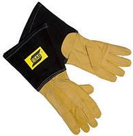 Перчатки сварщика ESAB Curved TIG Glove, фото 1