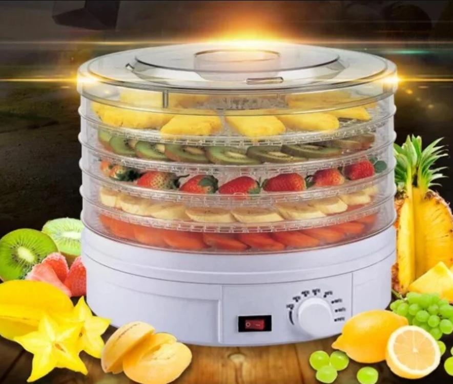 Сушильний апарат сушарка для фруктів , овочів та інших продуктів , сушка , дегидратор .Zepline 029