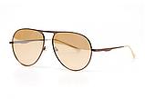 Авиаторы желтые очки солнечные с поляризацией. Солнцезащитные очки мужские поляризационные, фото 2