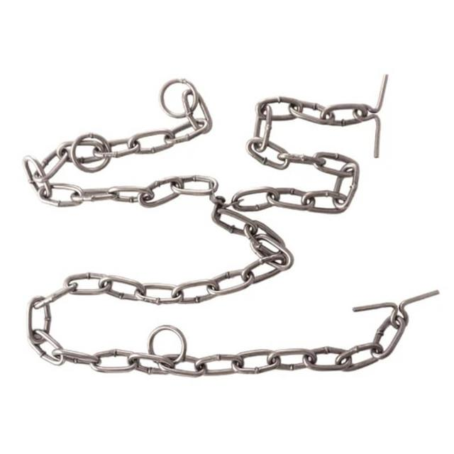 Ланцюги трехконцевые круглозвенні для прив'язі ВРХ (ВРХ)