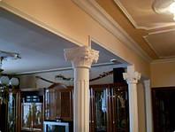 Ручная работа изделия из гипса эксклюзивная лепнина лепка потолок